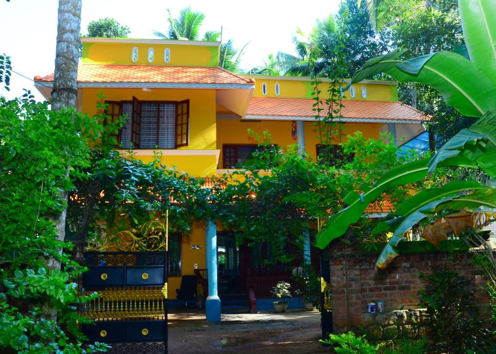 Vaiga Home Stay in Thiruvananthapuram