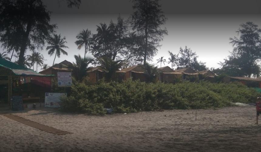 Shiva Garden Beach Huts in Goa