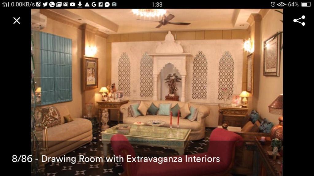 Aura Homestay Royal Villa in Jaipur