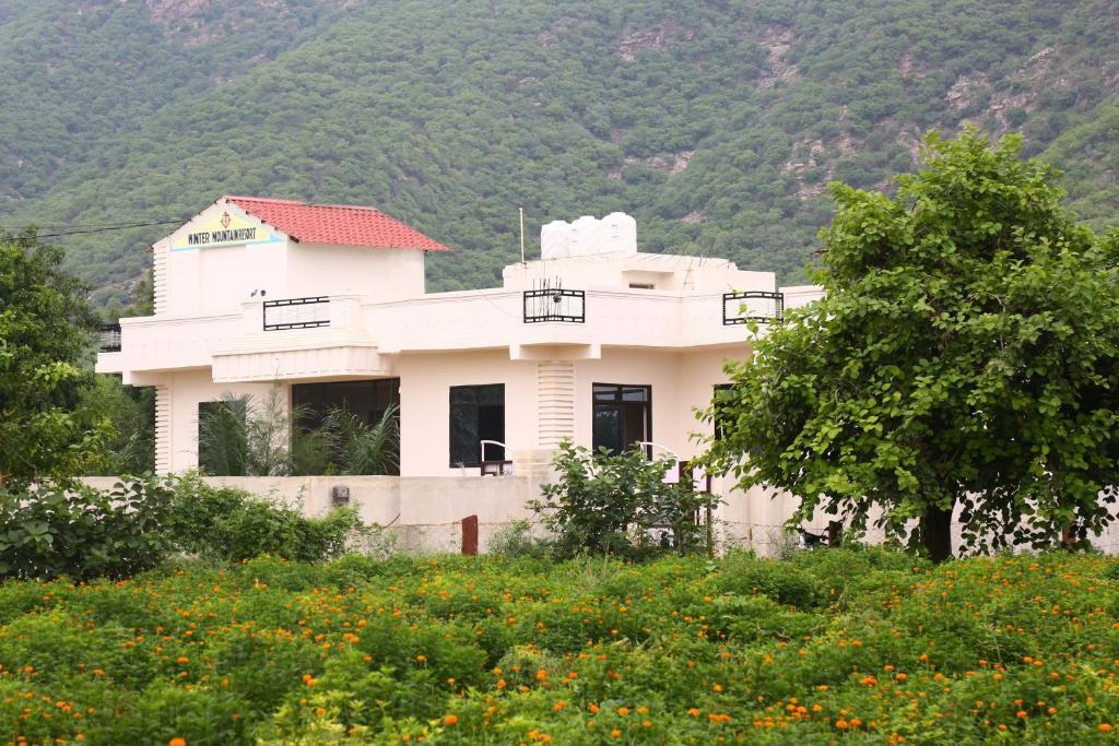 Winter Mountain Resort in Pushkar