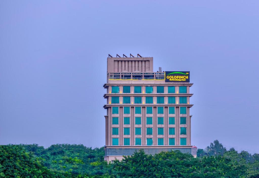 Goldfinch Hotel Delhi Ncr in Faridabad