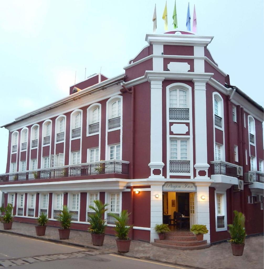 Welcomheritage Panjim Inn in Panaji