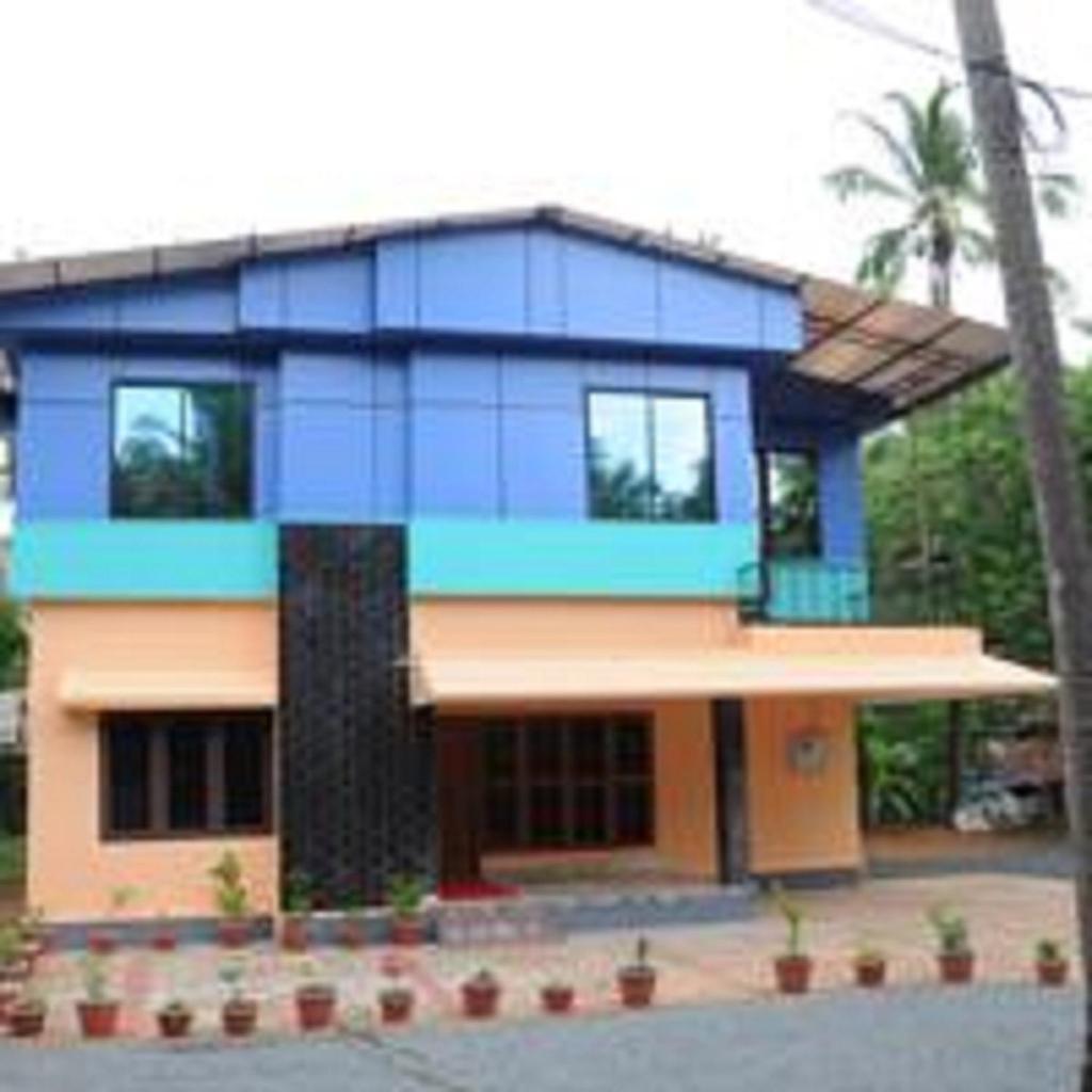 Sanam Beach House in Kannur