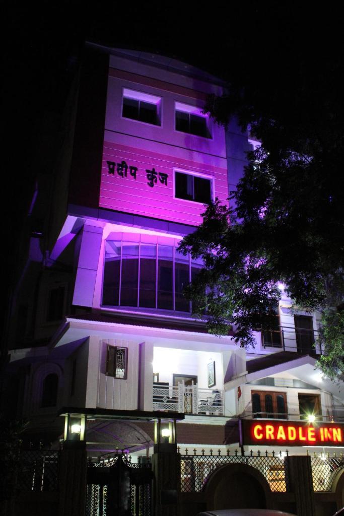 Hotel Cradle Inn in Ranchi