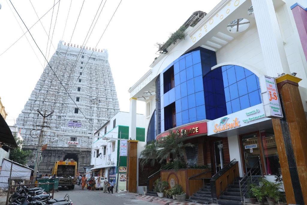 Sri Sarvesha Js Palace in Tiruvannamalai