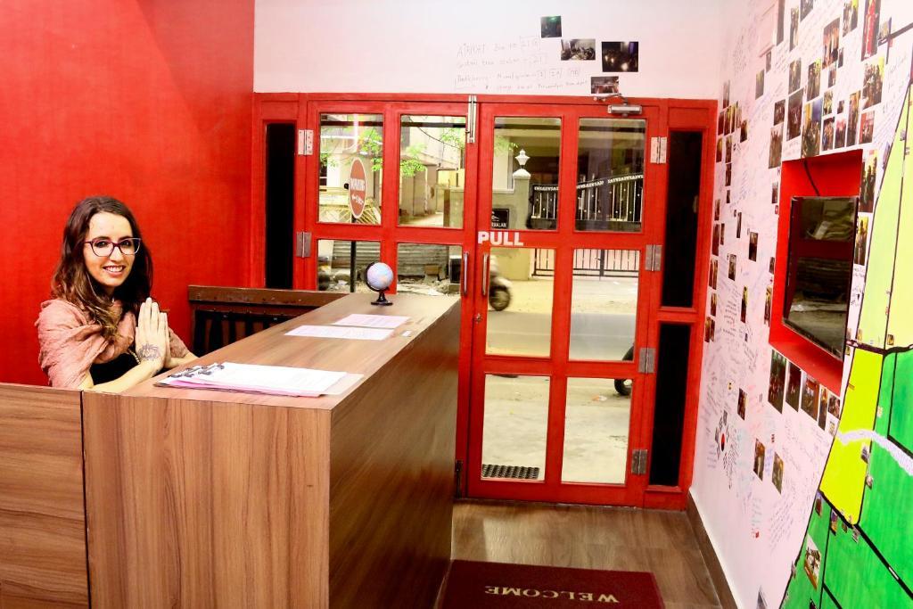 Red Lollipop Hostel Chennai in Chennai