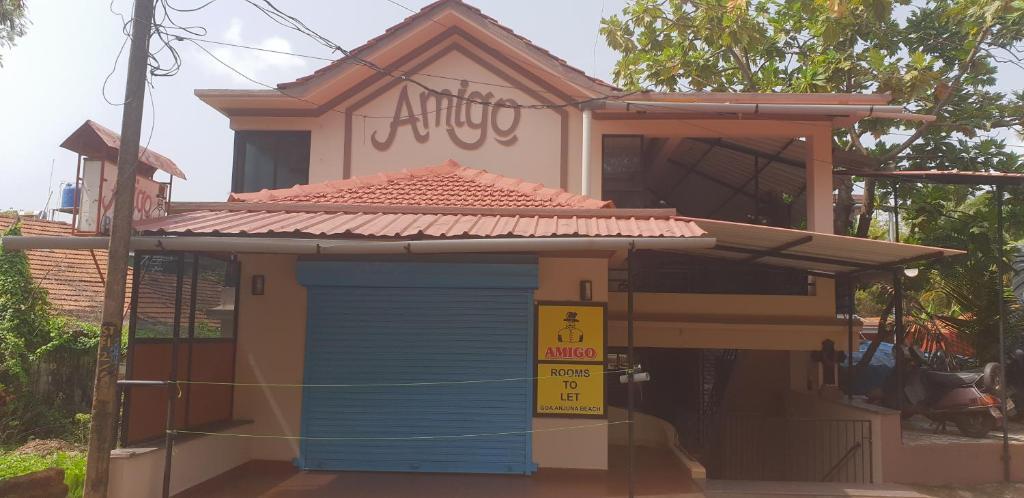 Amigo Guest House in Anjuna