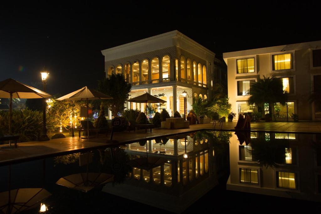 Uva Meridian Bay Resort & Spa in Kundapur