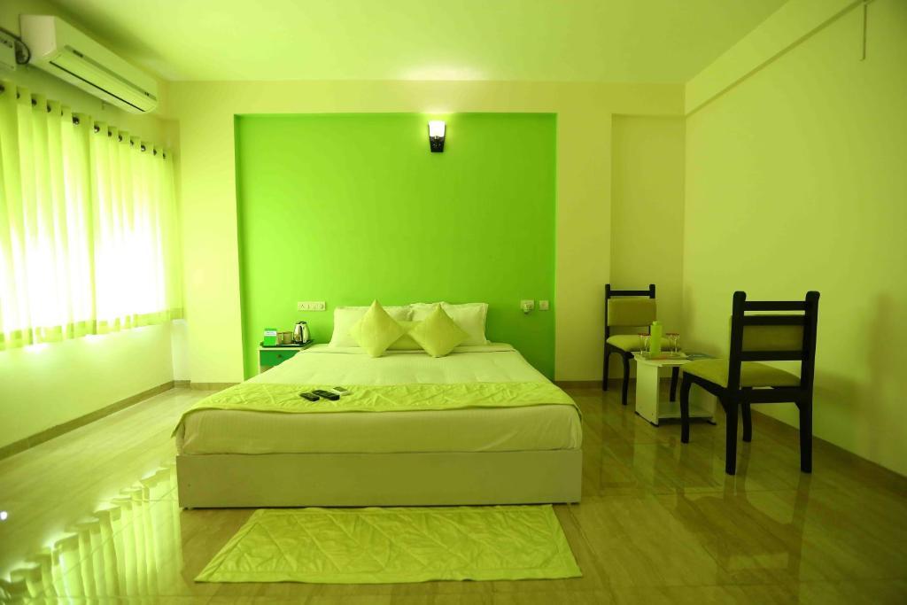 Green Tree Apartment South Boag Road in Chennai