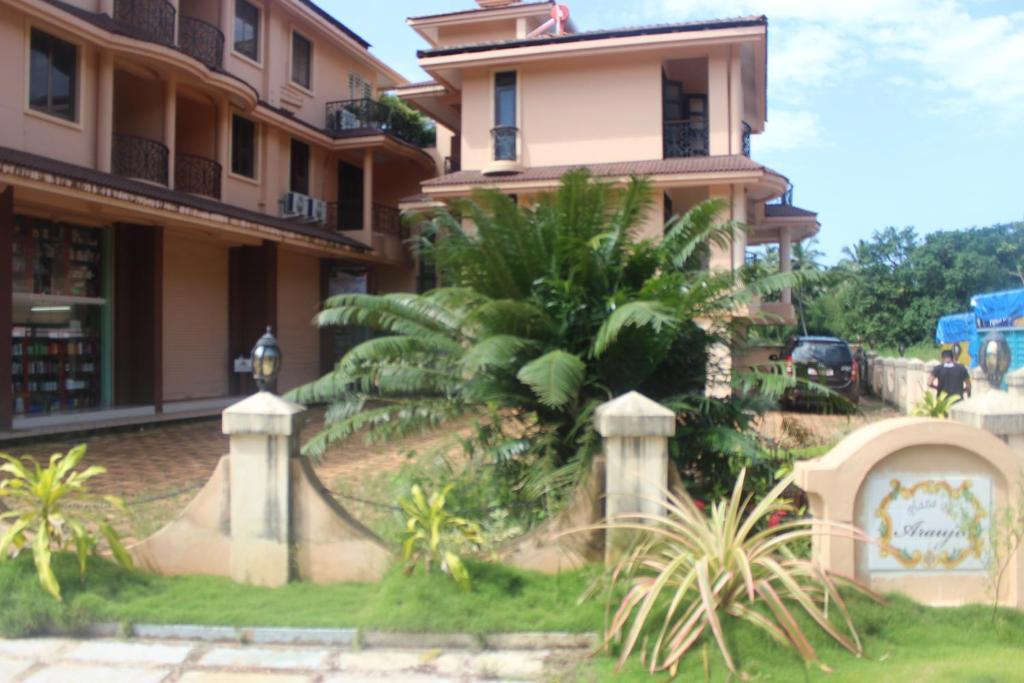 Premier Apartments Goa in Benaulim