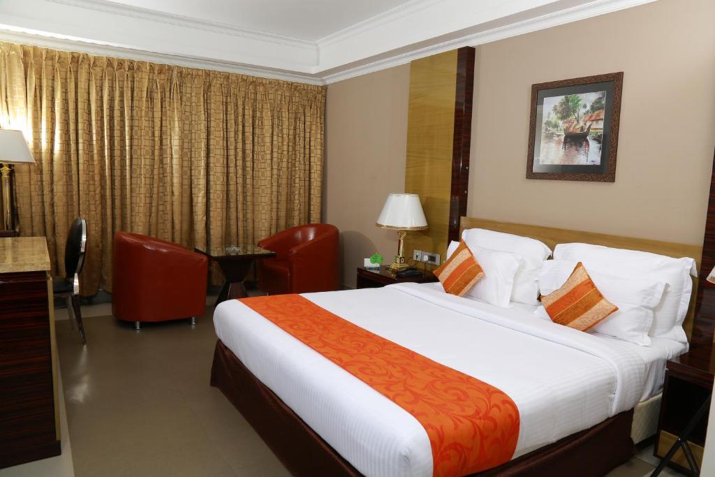 Hotel Bonanza in Alappuzha