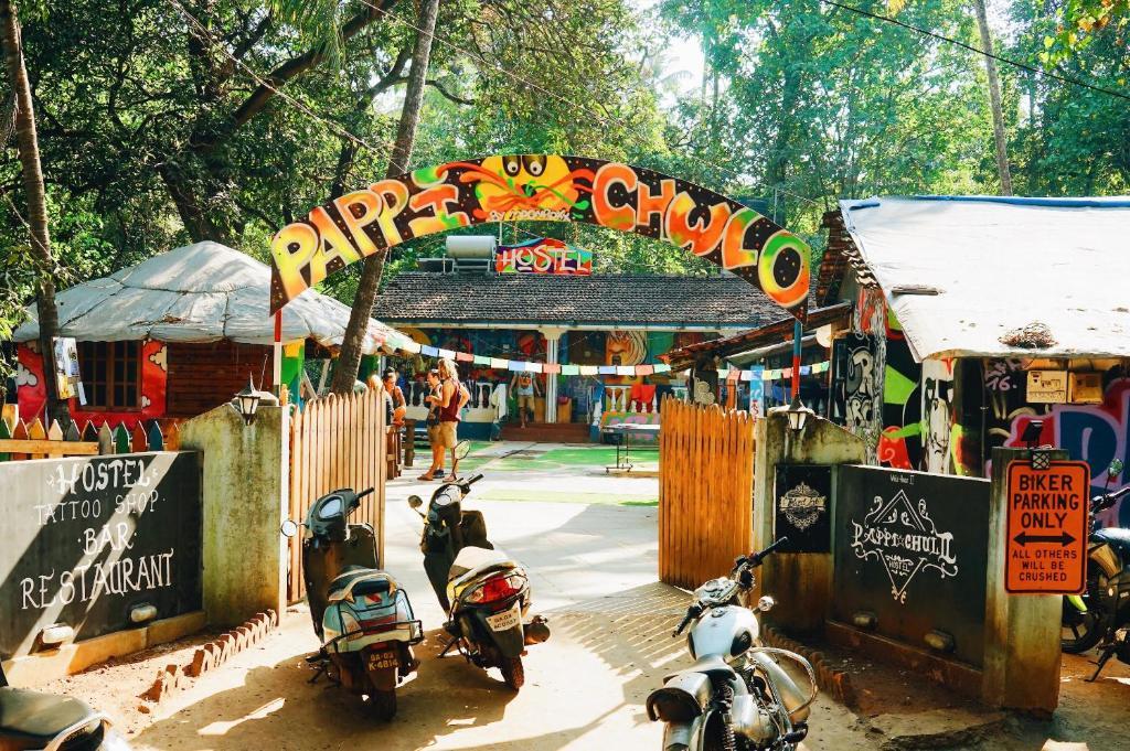 Pappi Chulo in Vagator Goa