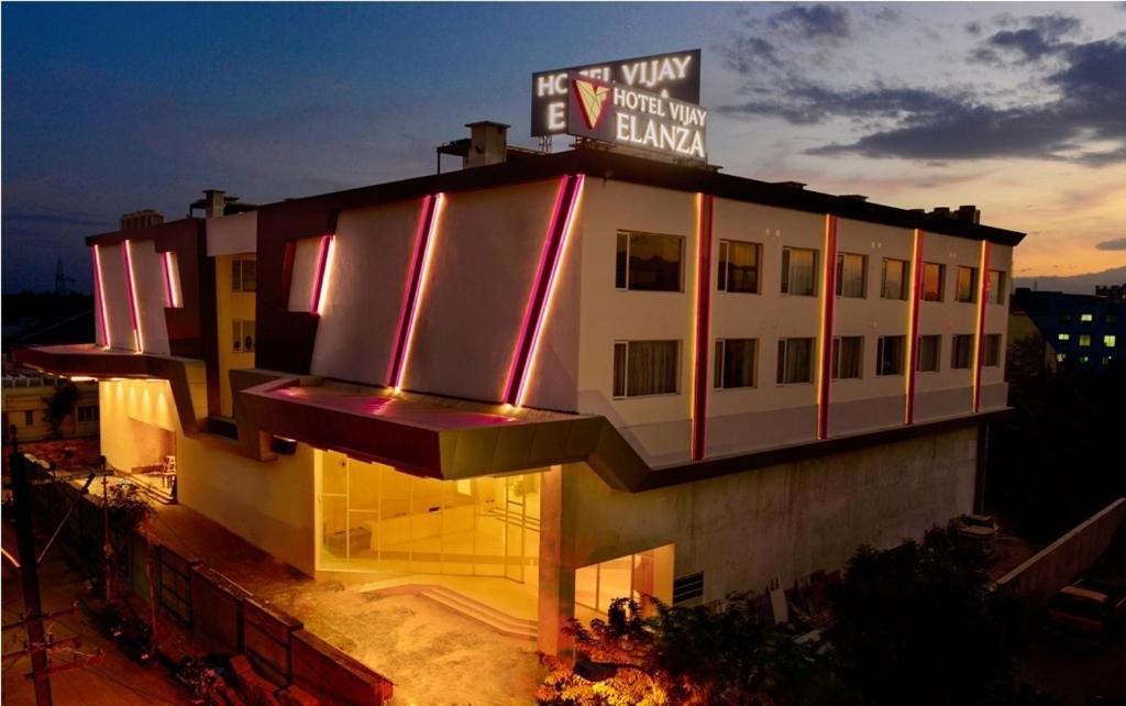 Hotel Vijay Elanza in Coimbatore