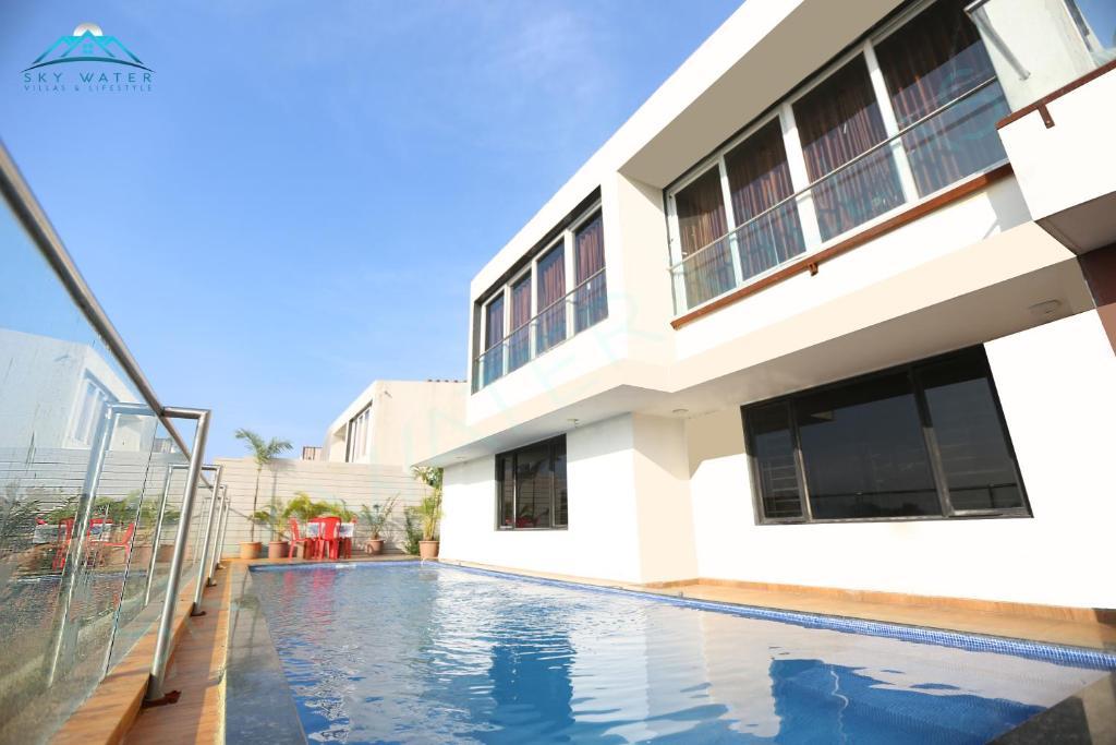 Skywater Villas & Lifestyle - Private Pool Villa in Igatpuri