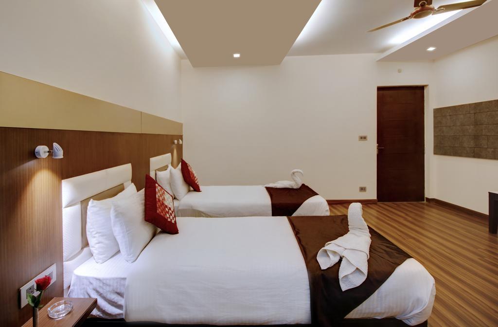 Hotel Rudra Vilas in Agra