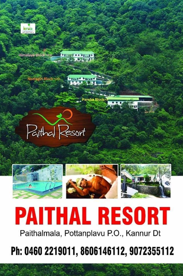 Paithal Resort in Paithalmala
