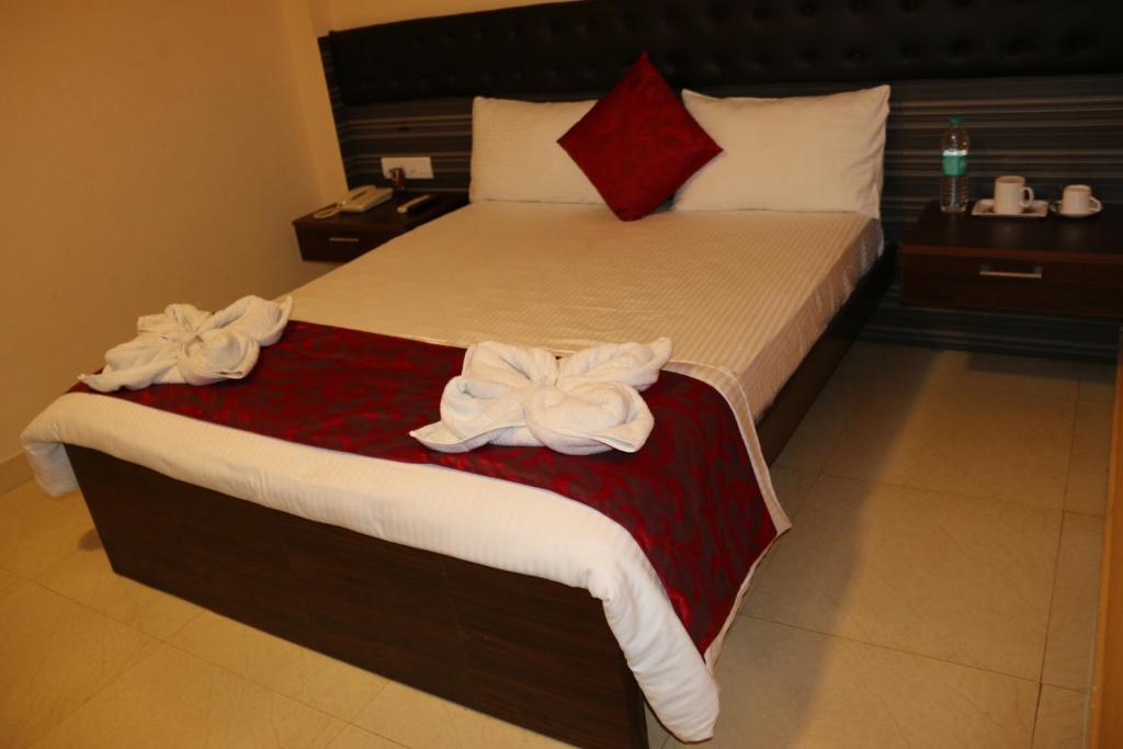 Hotel Bashyam Park in Sriperumbudur