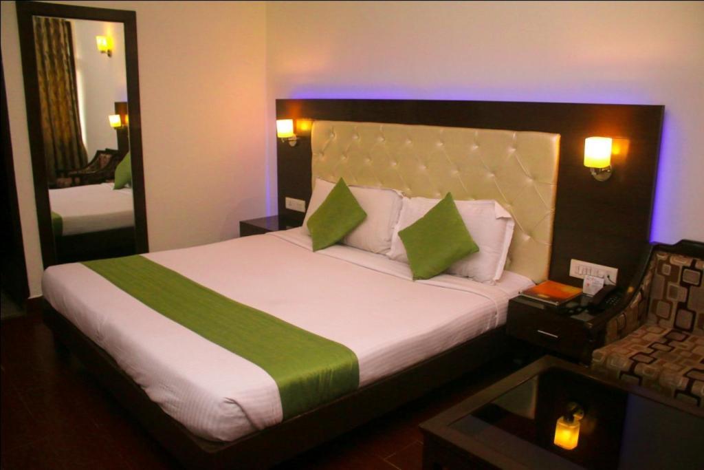 Hotel K.c. Residency in Chandigarh