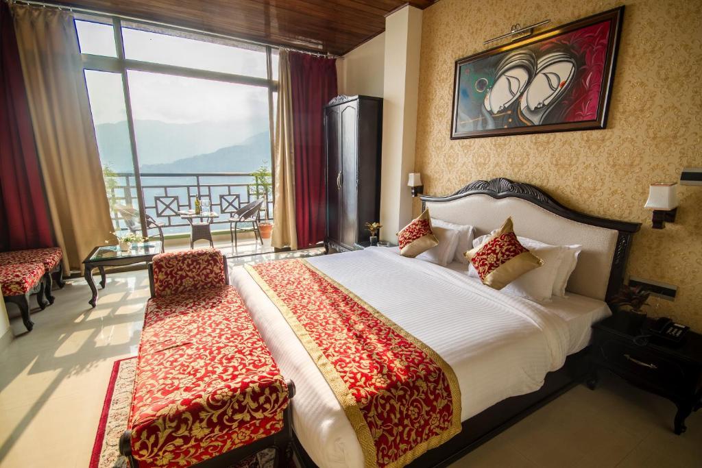 Daizzo Maple Residency in Gangtok