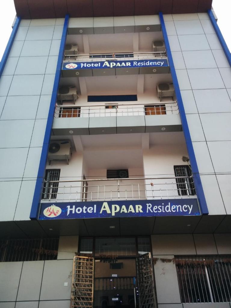 Hotel Apaar Residency in Satna