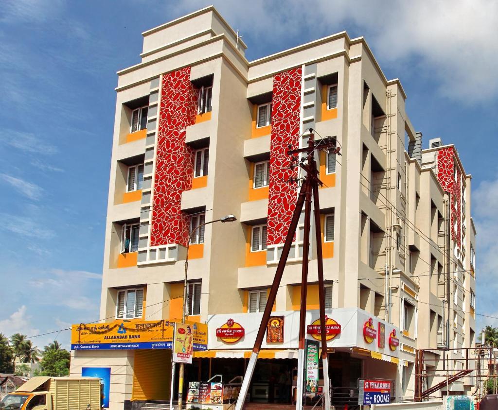Sri Venkadaramana Towers in Kumbakonam