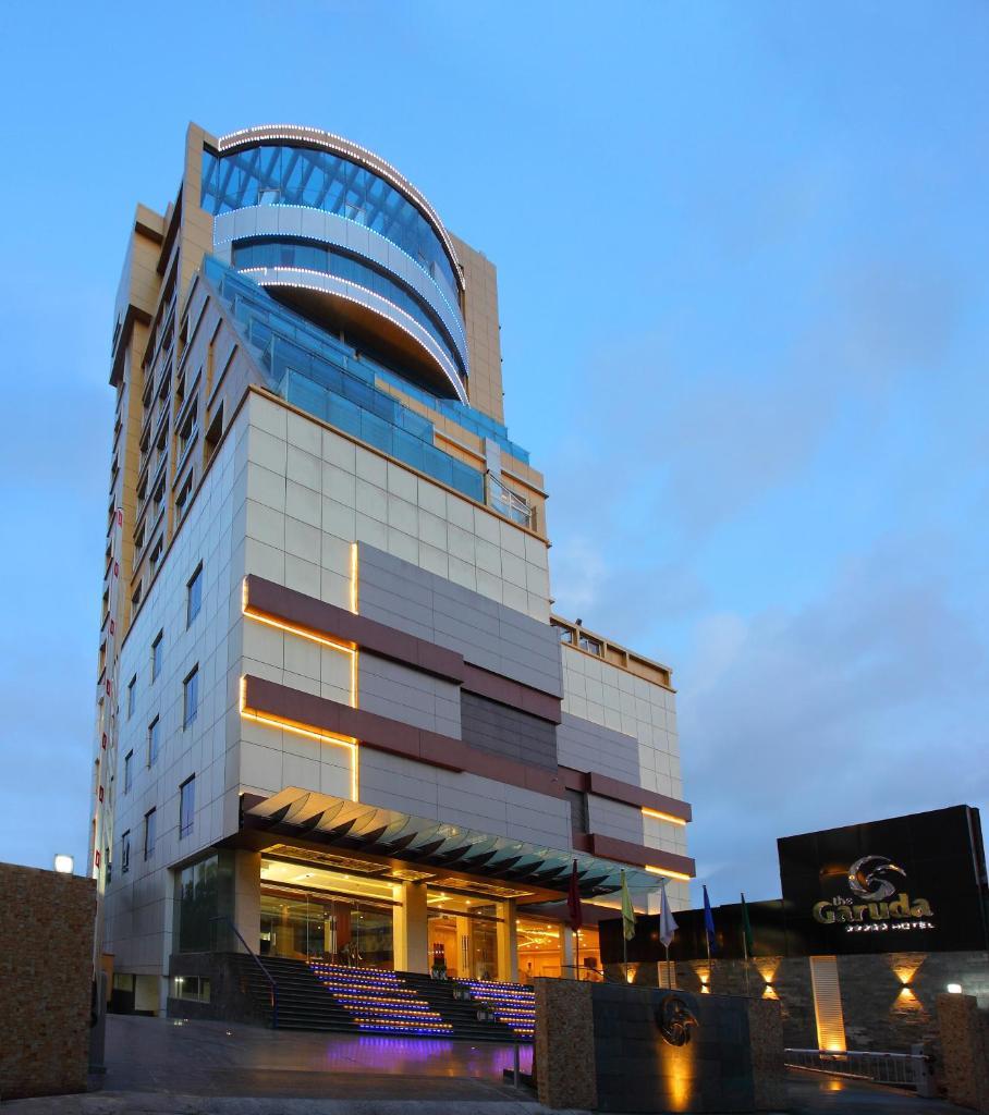 The Garuda Hotels in Trichur