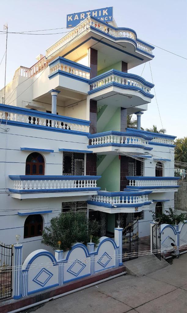 Karthik Residency in Pondicherry