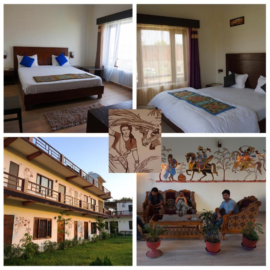 Hotel Ramayana in Khajuraho