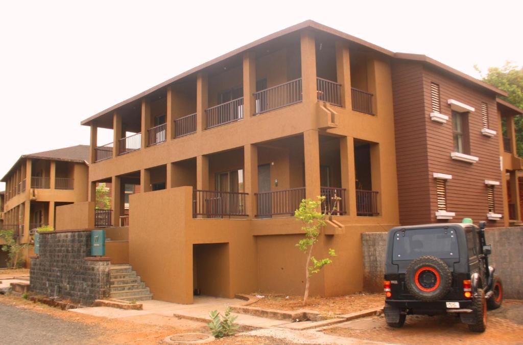 Alliance Villa in Lavasa