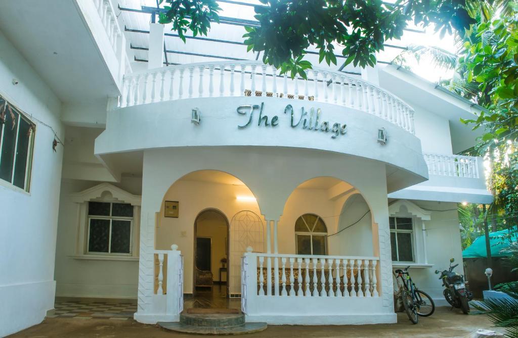 The Village Resort Palolem in Canacona
