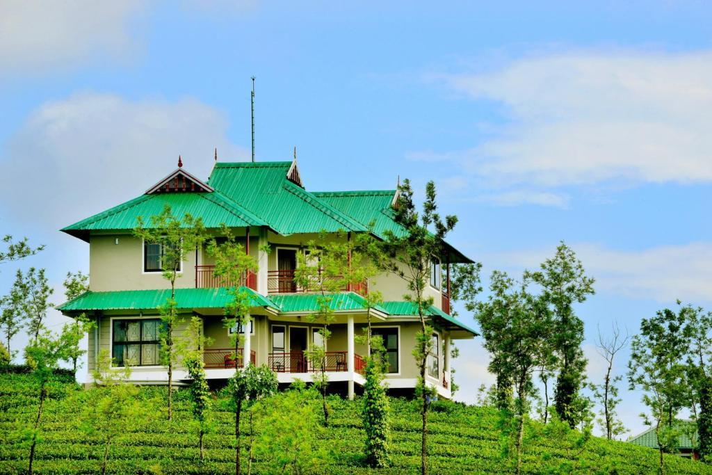 Green Hill Estate in Vagamon