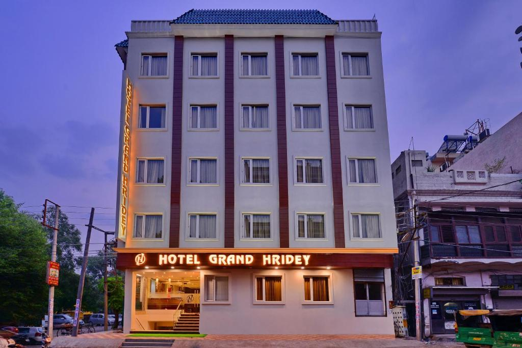 Hotel Grand Hridey in Amritsar