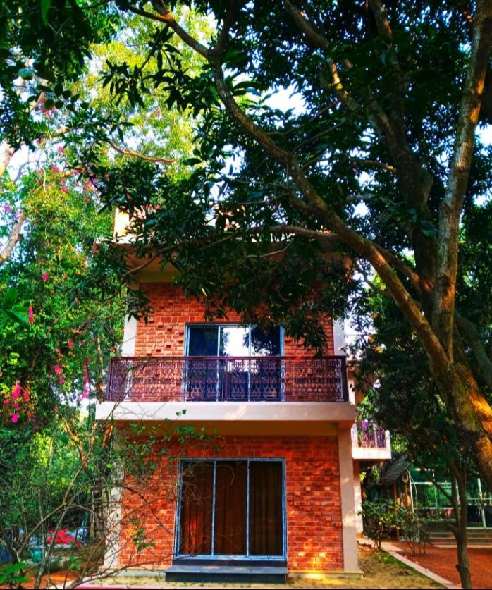 The Garden Bungalow in Shanti Niketan
