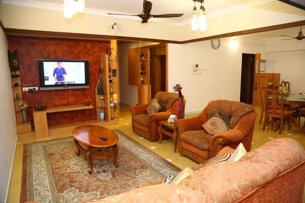 Marine Drive Luxuary Apartment in Cochin