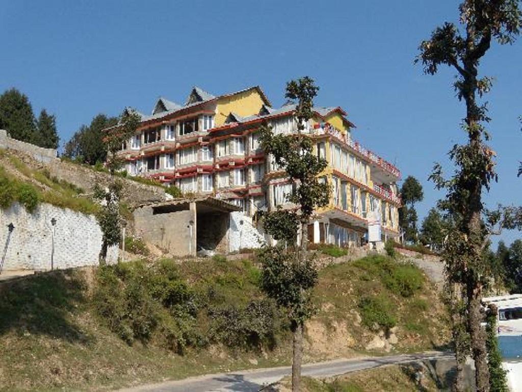 Royal Residency in Chamba