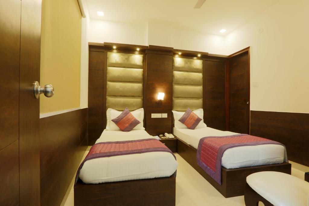 Hotel Aeropath in New Delhi