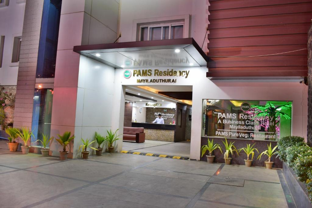 Pams Residency in Mayiladuthurai