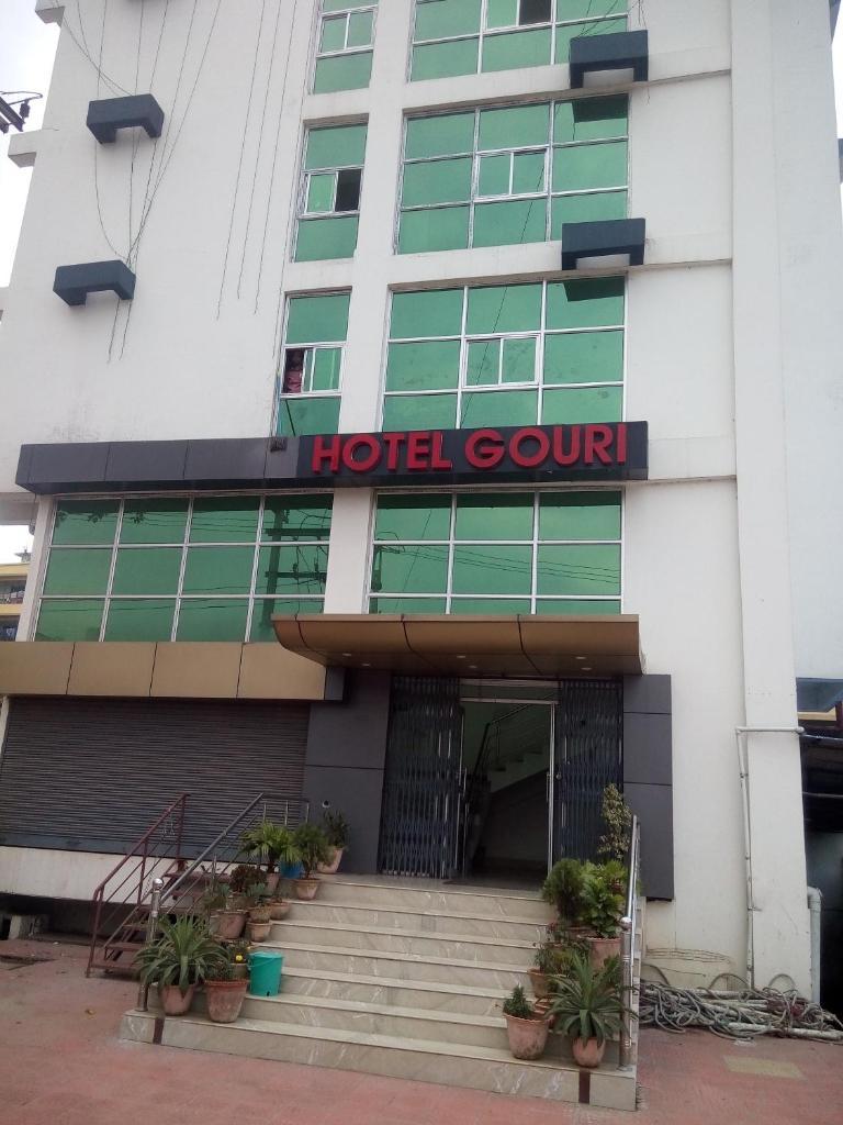 Hotel Gouri in Guwahati