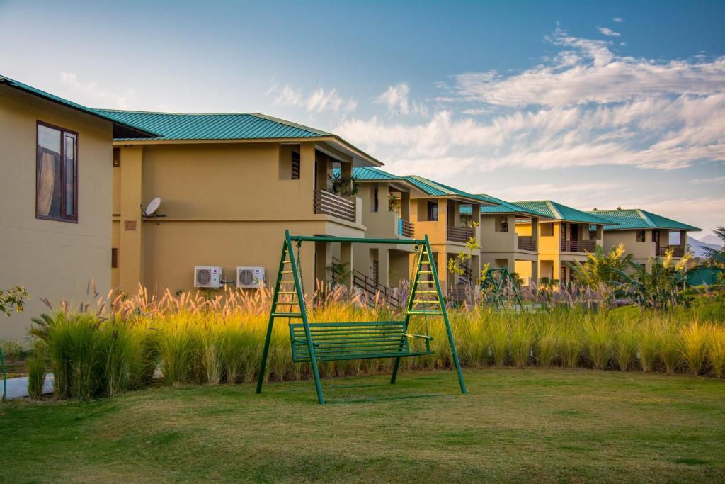 Corbett The Baagh Spa & Resort in Ramnagar