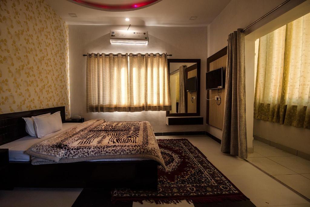 Royal Rawat Palace in Pushkar
