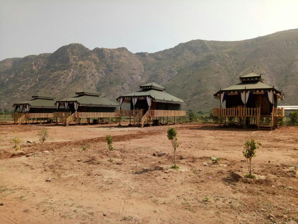 Green Valley Camps Resort in Pushkar