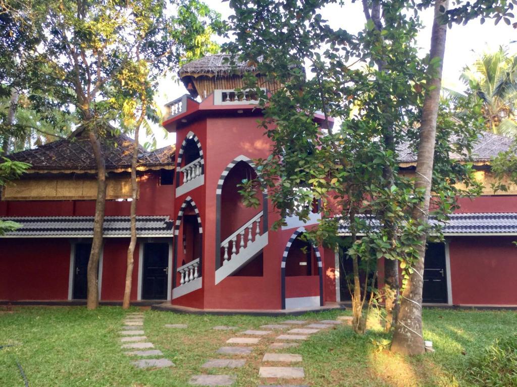 Vala House in Pallipuram