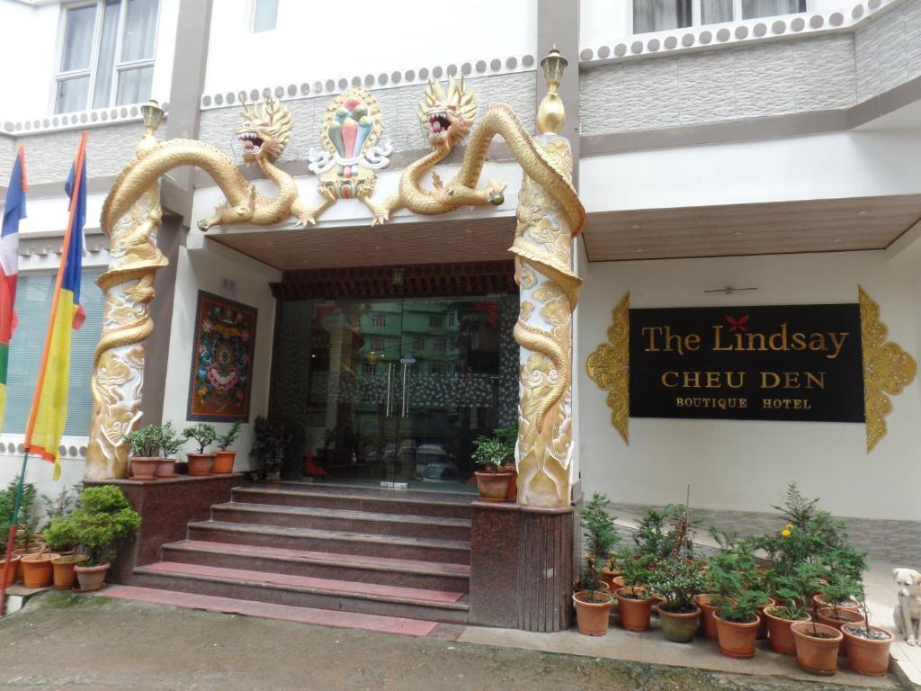 The Lindsay Cheu Den in Gangtok