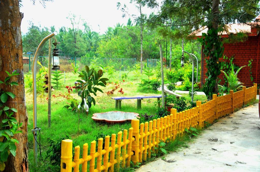 Coorg Nest Cottages in Kushalnagar