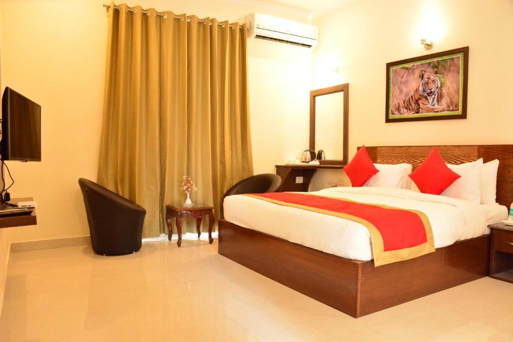 Clarissa Resort in Ramnagar