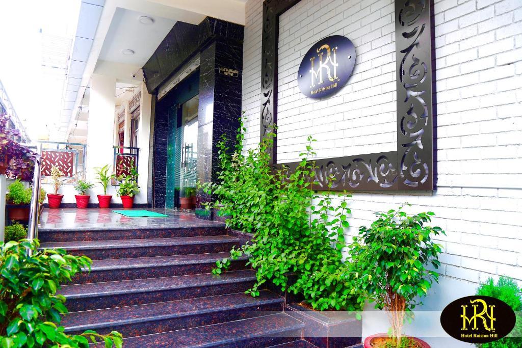 Hotel Raisina Hill in Sikar