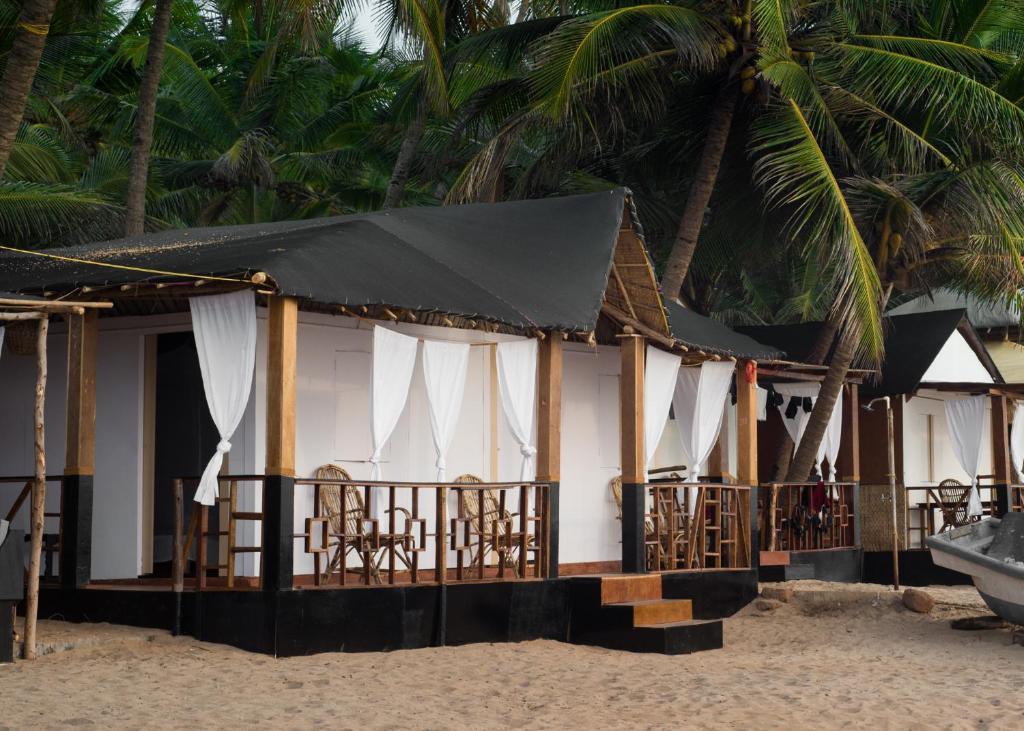Corvo Rindo Resort & Restaurant in Agonda