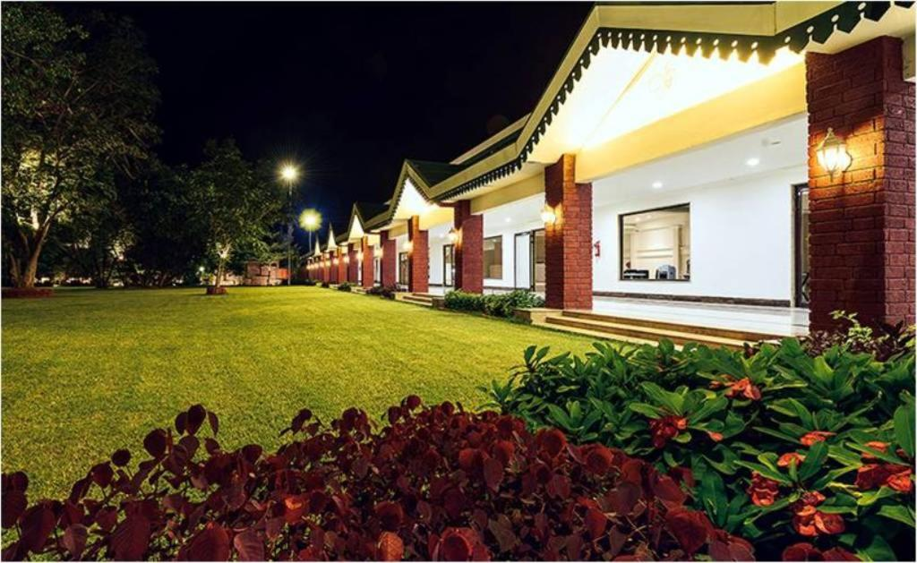 Trance Greenfields Resort And Convention Centre in Venkatapur