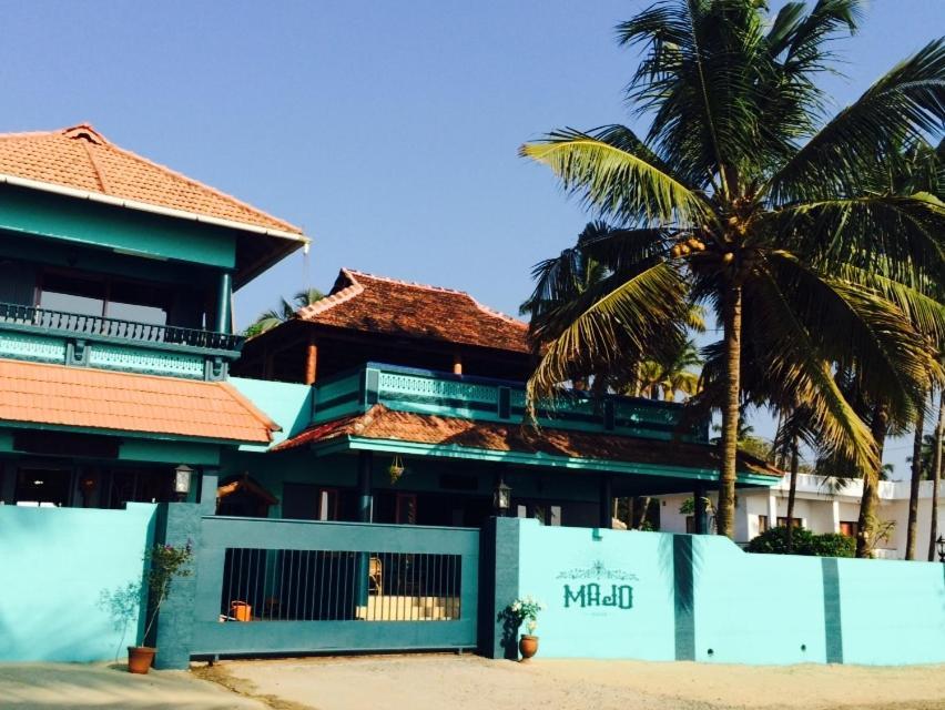 Majo House in Pallipuram