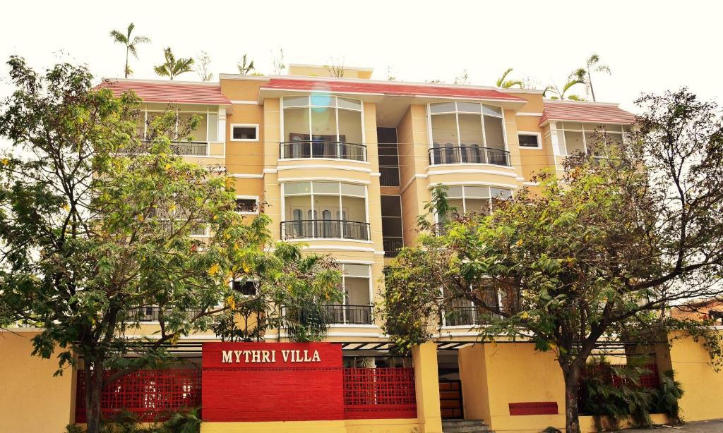 Skyla Serviced Apartments Road in Hyderabad